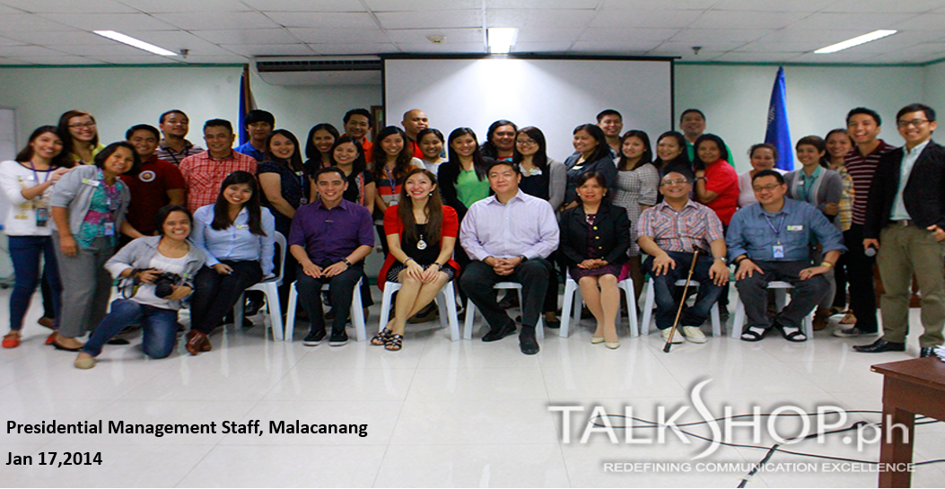 The Philippines' Presidential Management Staff Get ...