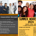 TalkShop Executive Management Program Summer Workshop