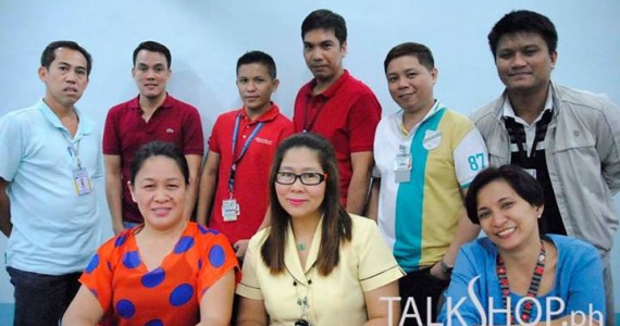 DOTC Key Personnel take Supervisory Training with TalkShop