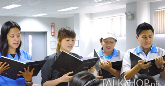 TalkShop Technical Writing for Fujitsu Ten