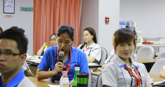 Technical Writing for Engineers at Fujitsu Ten Day 2