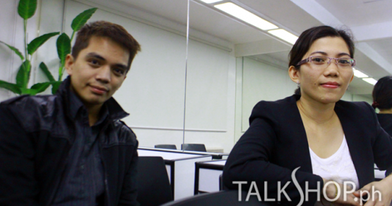 TalkMasters with the TalkShop Freshmen