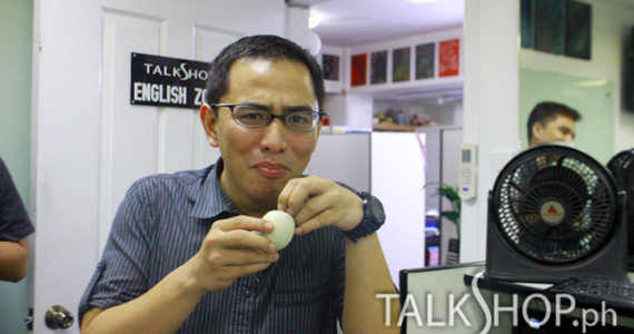 TalkShop Wasabe and Balut Factor