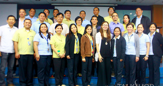 TalkShop Effective Communication Training for DOTC-MRT3