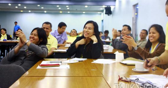 Speech and Presentation WorkShop for DOTC-MRT3