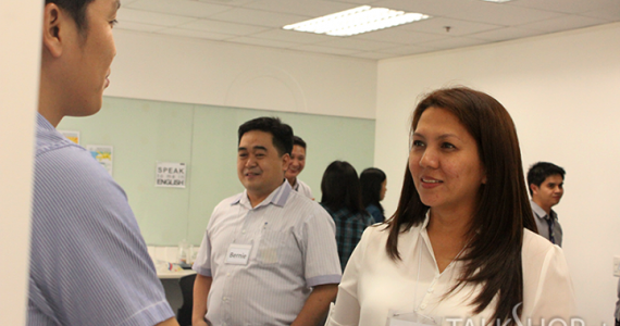 TalkShop Communication WorkShop for Energizer Philippines
