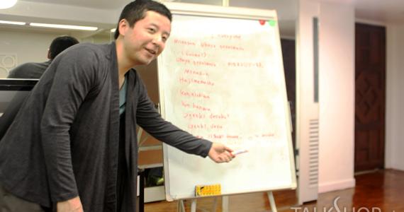 TalkShop Japanese Class