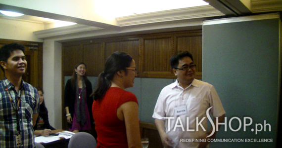 TalkShop Debate Proceedings for Energizer Philippines