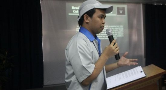 TalkShop Trains Fujitsu Engineers in Grammar Mastery & Presentation