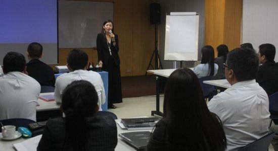 TalkShop Trains DBP Officers in Professional Written Communication
