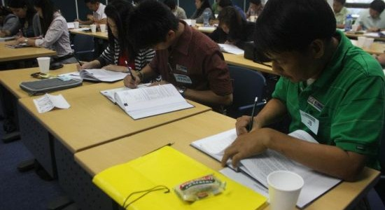 TalkShop Trains UCPB Loans & Credit Officers in Business Writing