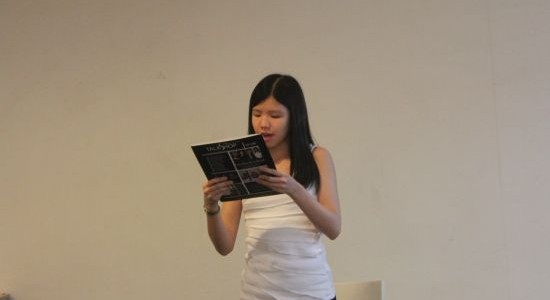 TalkShop Public Speaking Workshop for Tweens @ Fully Booked