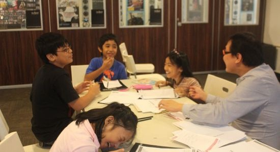 TalkShop Creative Writing Workshop for Tweens @ Fully Booked