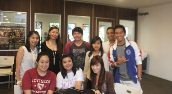 TalkShop Creative Writing Workshop for Adults @ Fully Booked – Day 3