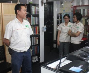 TalkShop Trains Allied Botanicals Corporation