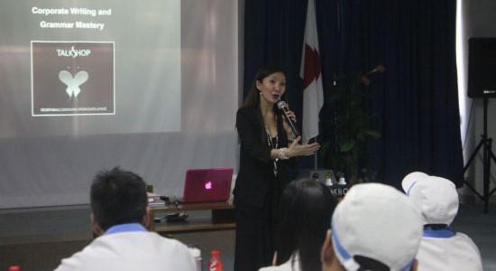 TalkShop Coaches Fujitsu Ten Engineers – Day 1