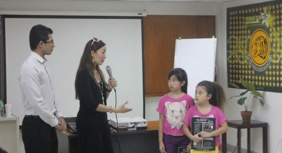 TalkShop Trains Maybank Kids