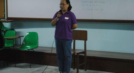 TalkShop Trains Sisters of Mt.Carmel Catholic School Teachers – Day 2