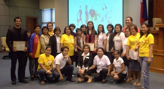 Workplace Diplomacy Workshop for Makati DSWD