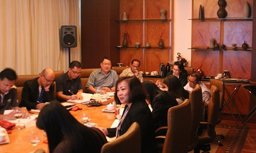 TalkShop Practical Project Management for GSIS Officers at Tower Club