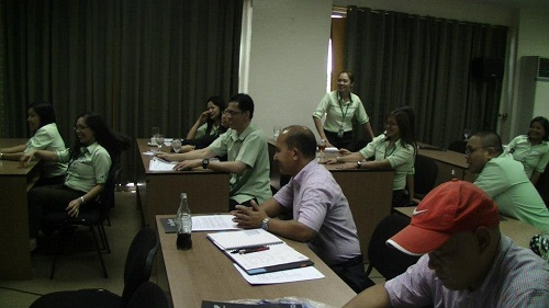 Grammar Mastery and Composition WorkShop for Orchard Officers