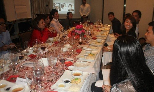 TalkShop Fine Dining and Hosting WorkShop