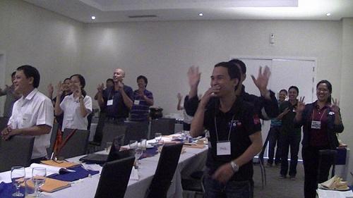 TalkShop Public Speaking Challenge for EDC Engineers