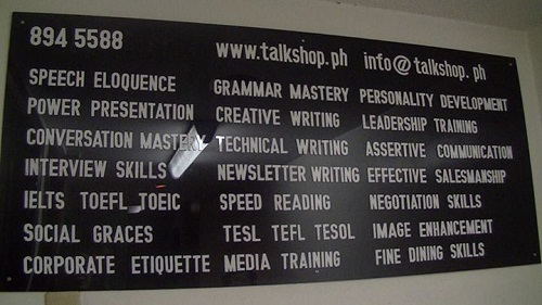 TalkShop Expands with a New WorkShop Studio and Classrooms