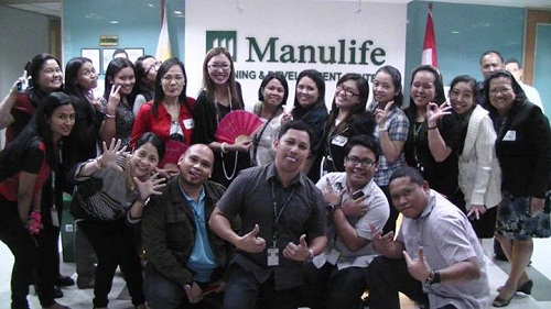 TalkShop Business Writing for Manulife Financial