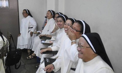 Dominican Sisters Take TalkShop Communication WorkShop