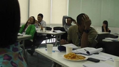 TalkShop Trains Energizer Philippines