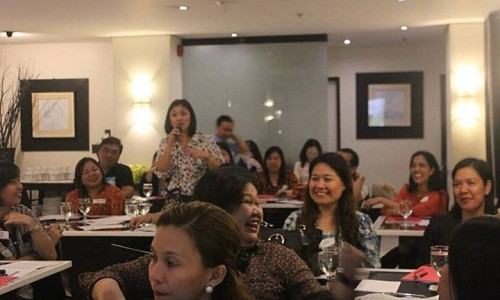 Exceptional Customer Service Workshop for GSIS