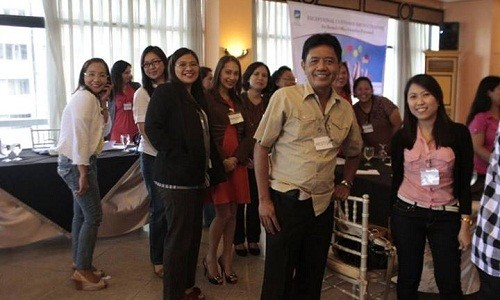 GSIS 2nd batch of Exceptional Customer Service