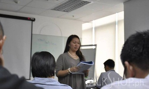 Energizer Phillipines Keeps Going with the TalkShop Training
