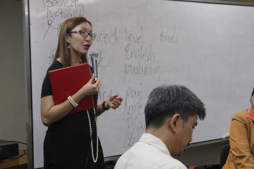 Business Writing and Grammar Mastery for Philippine National Oil Company