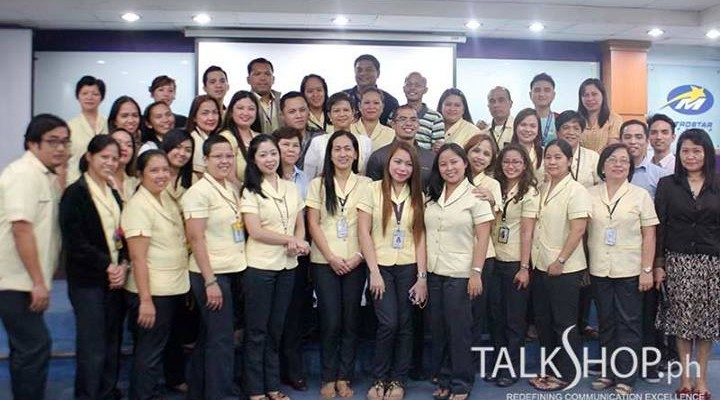 TalkShop Delivers Office Management Training for DOTC