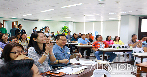 Presidential Management Staff Training by TalkShop