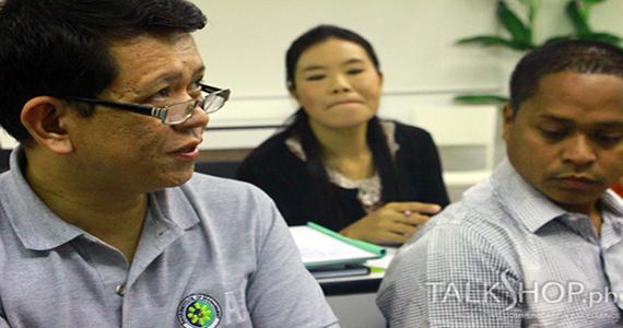 AIM Graduate Students Attend TalkShop's TalkMasters