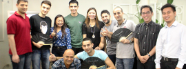 Teaching English as a Second Language at TalkShop
