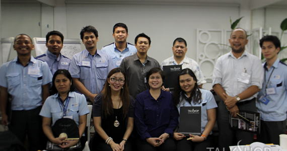 TalkShop Technical Writing for JFE Engineers