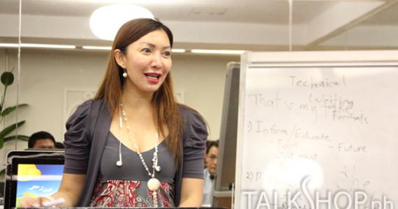 Speech Craft at TalkShop