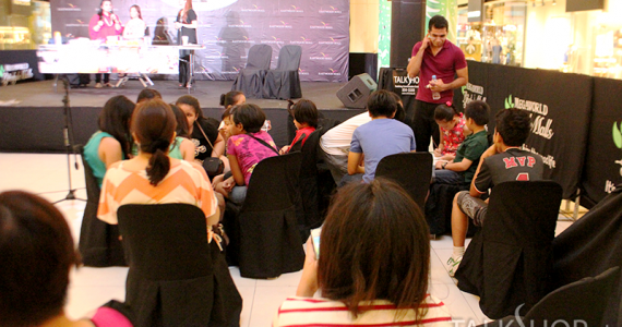 Speech Training and Personality Development @ Eastwood Mall