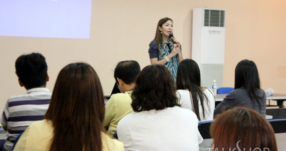 Effective Business Writing WorkShop for LGU-City of Tanauan