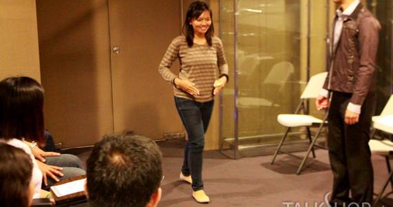 Speech Training and Personality Development at Fullybooked
