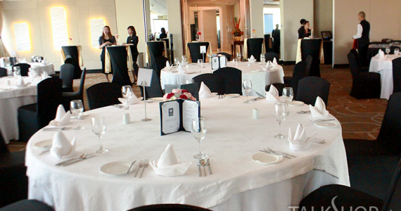 Fine Dining Event Coordination