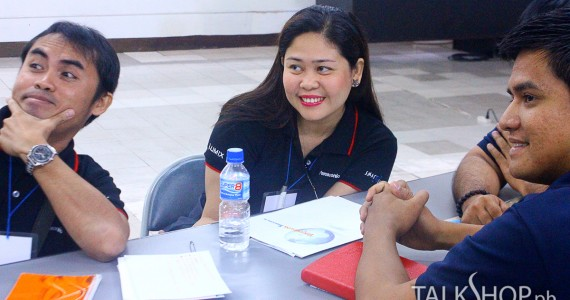 Salesmanship and Presentation Training for Trainers