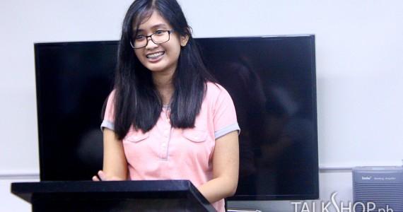 TalkShop Graduates Creative Writing | Personality