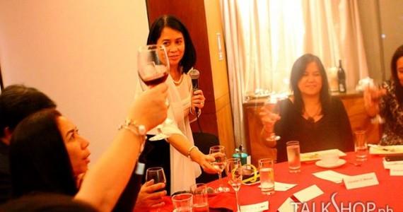 A TOAST IN PRAISE, TALKSHOP FINE DINING WORKSHOP – 25 JULY 2014