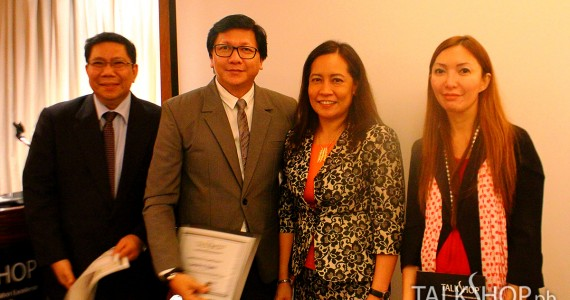 Awarding of Training Certificates