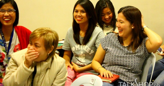 Personality Development and Etiquette Training